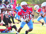 Rebel Football: Casey v. Taylor 8-26-11