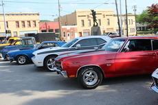 """<div class=""""source"""">Charlie VanLeuven</div><div class=""""image-desc"""">Classic cars await the results of the People's Choice award May 11 in Liberty. Friday Night Cruisers is held the first Friday of the month through October.</div><div class=""""buy-pic""""><a href=""""/photo_select/24941"""">Buy this photo</a></div>"""