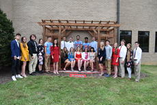 "<div class=""source""></div><div class=""image-desc"">The homecoming court candidates were: Freshmen: Collin Wesley and Sadie Edwards; Sophomores: Lincoln Phillips and Tarah Durham, Simon Christian and Laura Bastin; Juniors: Reece Brown and Makencie Woods, Ethan Brown and Anna Jones, Lenny Bucher and Gracie Johnson; Senior King and Queen Candidates: Austin Campbell and Olivia Meece, Michael Christian and Bailey Caudill, Charles Simpson and Lydia Franco, Colby Brown and Lexi Kane, and AJ Glenn and Hannah Rogers.</div><div class=""buy-pic""><a href=""/photo_select/25819"">Buy this photo</a></div>"
